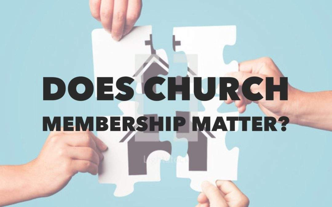 Does Church Membership Matter?