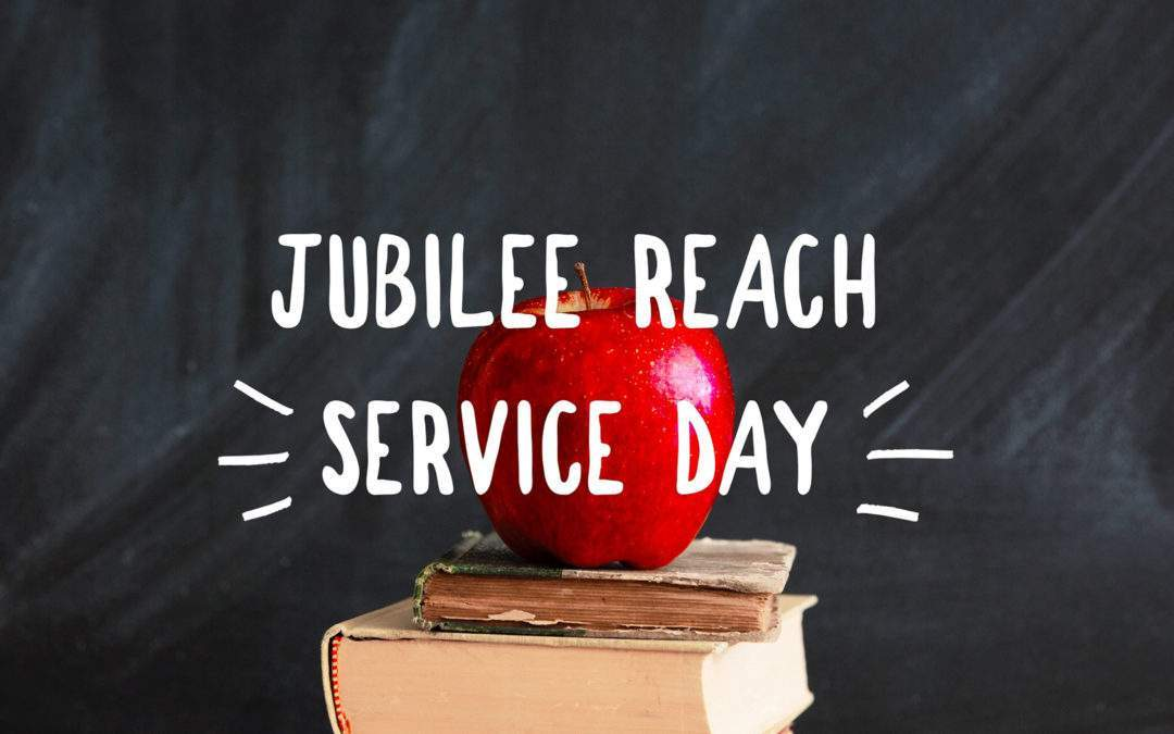 Jubilee Reach Service Day